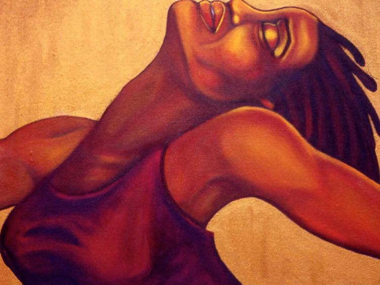 Painting Grace