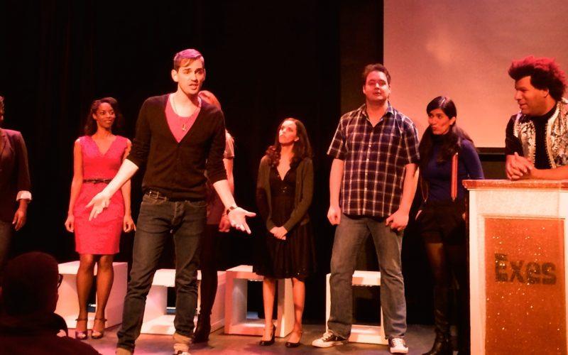 Theatre Exmas 2013